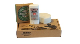 Surf Wax giftbox cool to mid warm